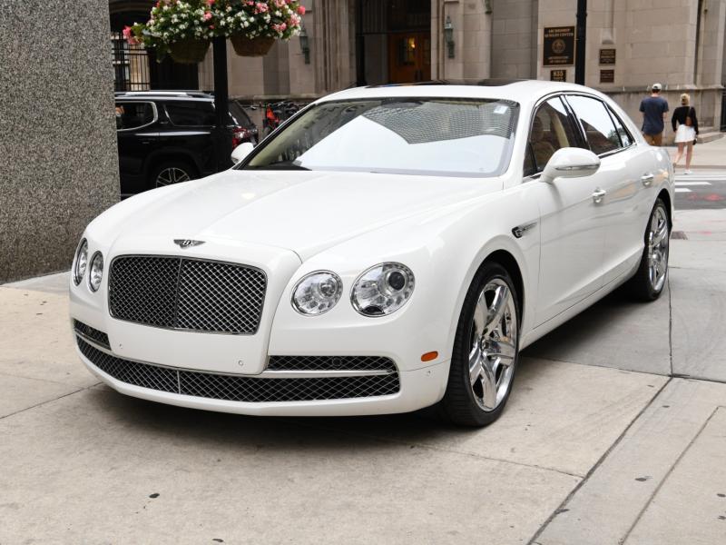 Used 2015 Bentley Flying Spur W12 | Gurnee, IL