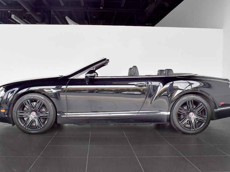 Used 2017 Bentley Continental GT V8 Convertible GT V8   Gurnee, IL