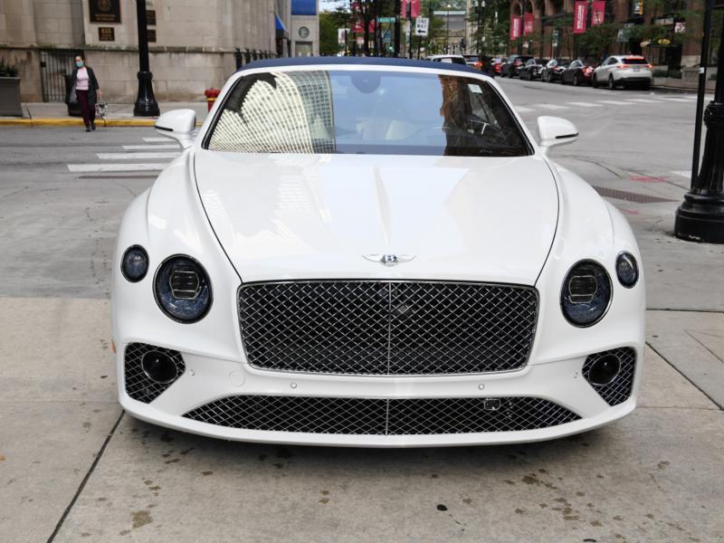 New 2022 Bentley continental GTC Convertible GT V8   Gurnee, IL