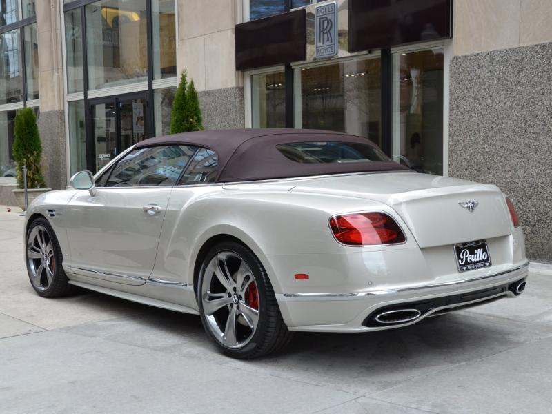 Used 2017 Bentley Continental GTC Speed GT Speed | Gurnee, IL