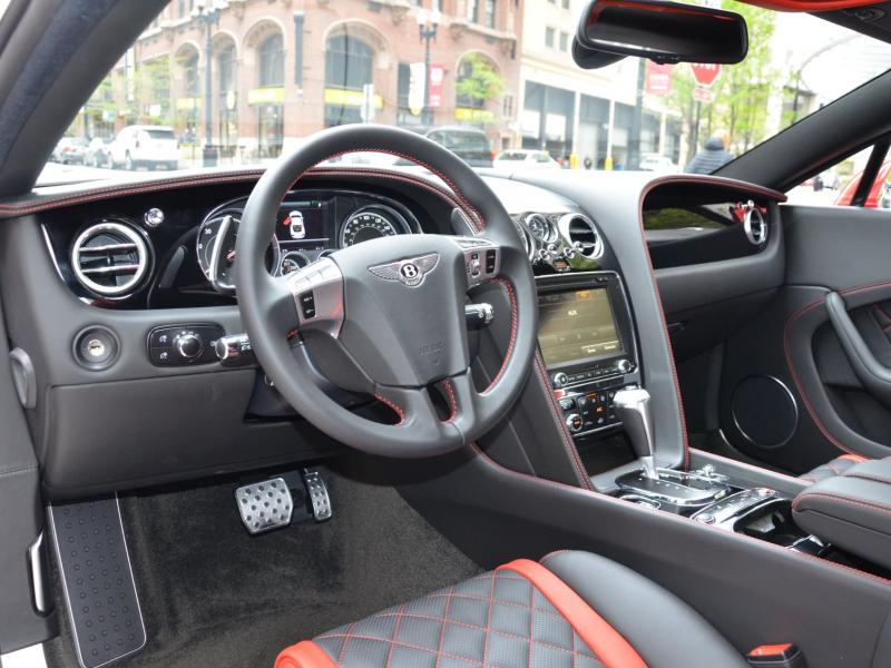 New 2017 Bentley Continental GT V8 S  | Gurnee, IL