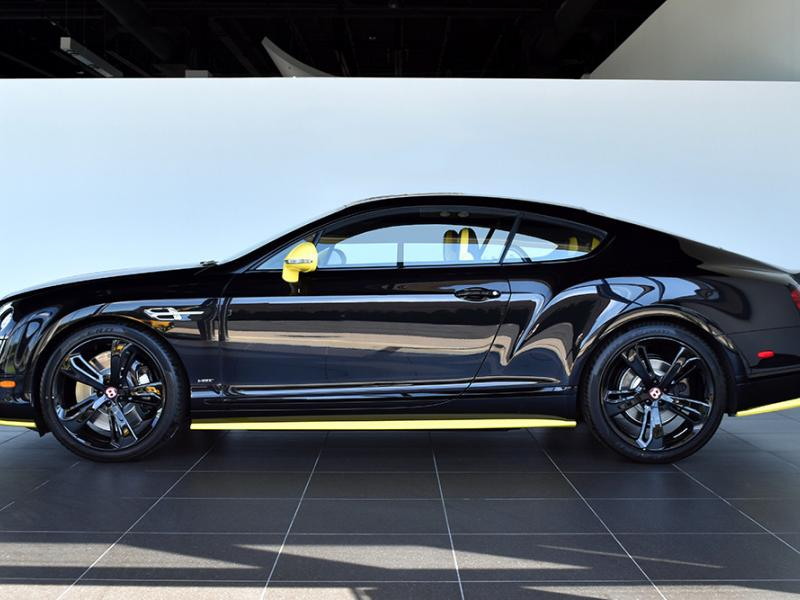 Used 2017 Bentley Continental GT V8 S Mulliner Black Edition | Gurnee, IL