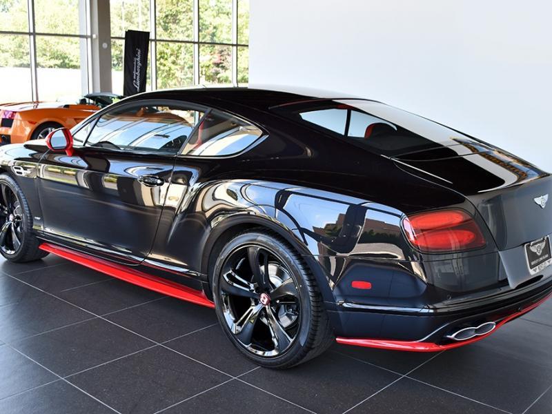 Used 2017 Bentley Continental GT V8 S Mulliner Black Edition | Gurnee, IL