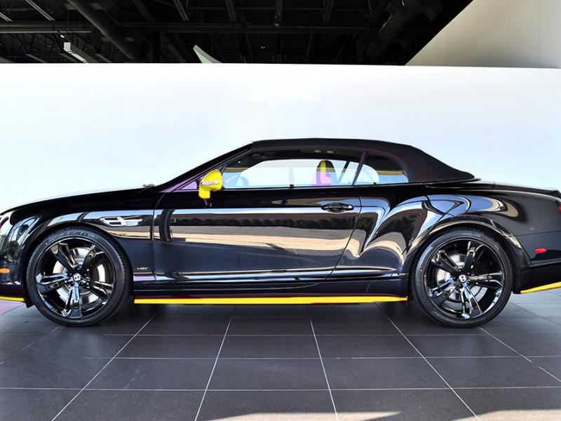 Used 2017 Bentley Continental GT V8 S Convertible Mulliner Black Edition | Gurnee, IL