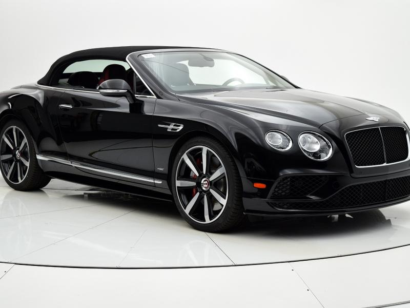 Used 2017 Bentley Continental GT V8 S Convertible | Gurnee, IL