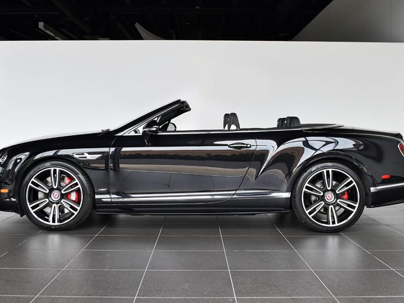 Used 2017 Bentley Continental GT V8 S Convertible GTC V8 S Mulliner | Gurnee, IL