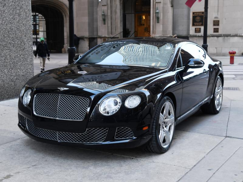 Used 2012 Bentley Continental GT  | Gurnee, IL