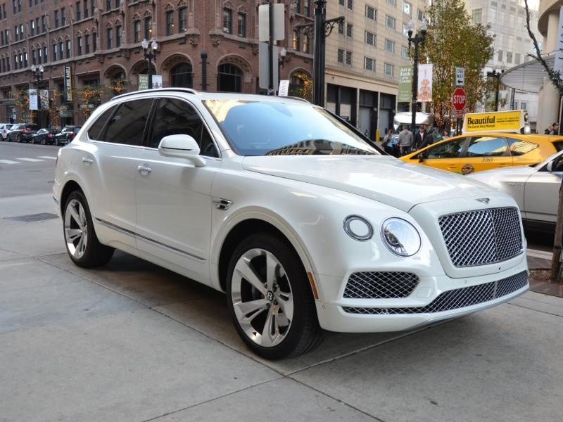 Used 2017 Bentley Bentayga W12 | Gurnee, IL